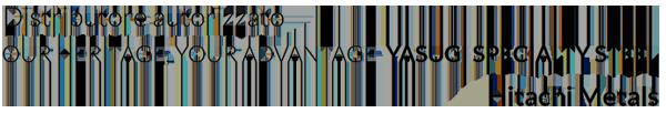 Distributore Yasugi - Hitachi Metals